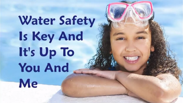 water safety is key