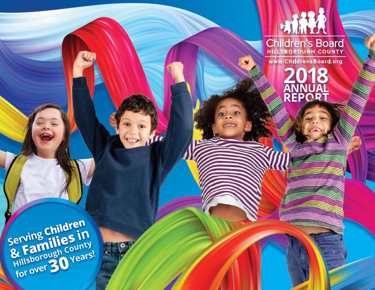 Children's Board 2018 Annual Report